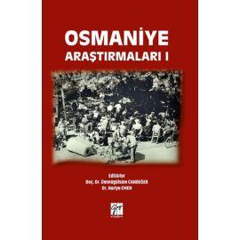 Osmaniye Araştırmaları 1