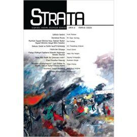 Strata: İlişkisel Sosyal Bilimler Dergisi Sayı: 4