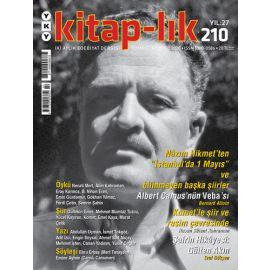 Kitap-lık Dergisi Sayı: 210