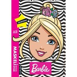 Barbie - Maskeli Boyama Kitabı