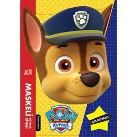 Paw Patrol - Maskeli Boyama Kitabı