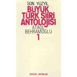 Büyük Türk Şiiri Antolojisi - Takım