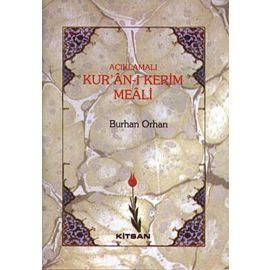 Açıklamalı Kur'an-ı Kerim Meali (Hafız Boy) (Ciltli)