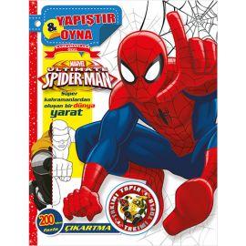Marvel Ultimate Spider-Man: Yapıştır - Oyna