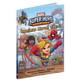 Marvel Super Hero Adventures - İnanılmaz Marvel Takımı