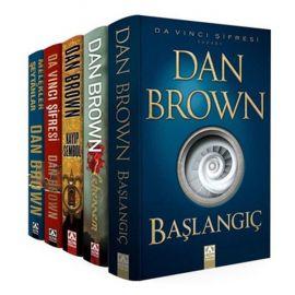Dan Brown Seti: Robert Langdon Serisi - 5 Kitap Takım