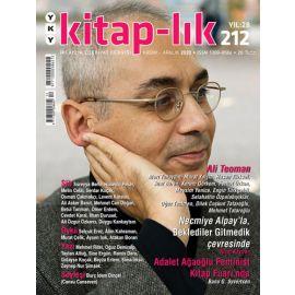 Kitap-lık Dergisi Sayı: 212
