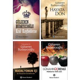 Gülseren Budayıcıoğlu Seti (4 Kitap Takım)