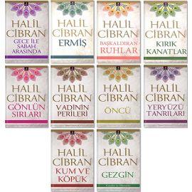 Halil Cibran Seti (10 Kitap Takım)