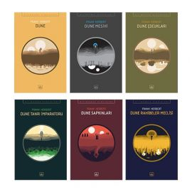 Dune Seti (6 Kitap Takım)