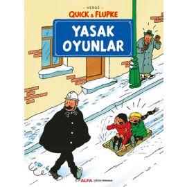 Quick & Flupke - Yasak Oyunlar