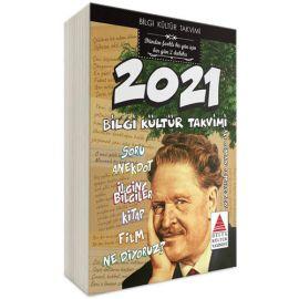 2021 Bilgi Kültür Takvimi