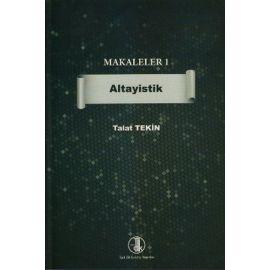 Makaleler 1 - Altayistik