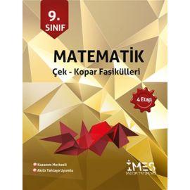 9. Sınıf Matematik Çek - Kopar Fasikülleri 4 Etap