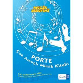 Müzik Serüveni - Porte Çok Amaçlı Müzik Defter