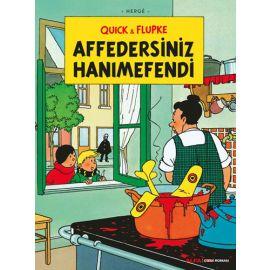 Quick & Flupke - Affedersiniz Hanımefendi