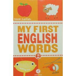 My First English Words 2 - Sözcük Kartları