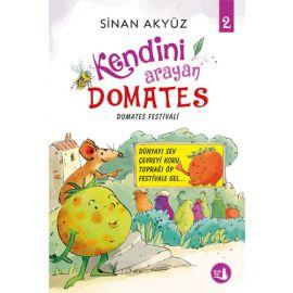Kendini Arayan Domates 2 - Domates Festivali