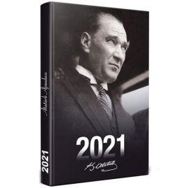 2021 Atatürk Ajandası (Portre)