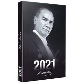 2021 Atatürk Ajandası (Gazi Paşa)