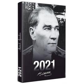 2021 Atatürk Ajandası (Ulu Önder)