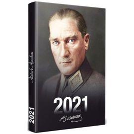 2021 Atatürk Ajandası (Mareşal)