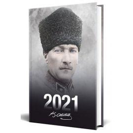 2021 Atatürk Ajandası (Komutan)