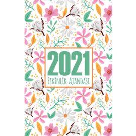 2021 Akademik Ajanda - Yaz Bahçesi
