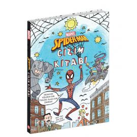 Marvel Spiderman Çizim Kitabı