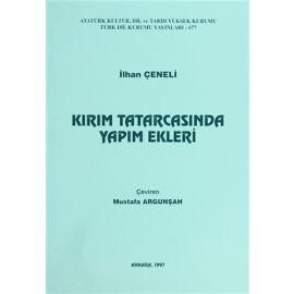 Kırım Tatarcasında Yapım Ekleri