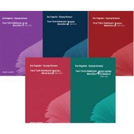 Yeni Türk Edebiyatı Seti (5 Kitap Takım)