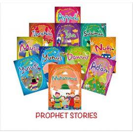 Peygamber Öyküleri Set (11 Kitap)