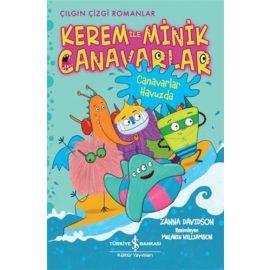 Kerem ile Minik Canavarlar - Canavarlar Havuzda