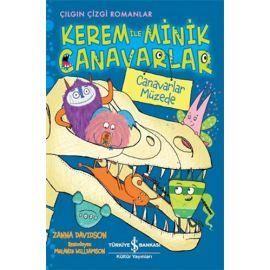 Kerem ile Minik Canavarlar - Canavarlar Müzede