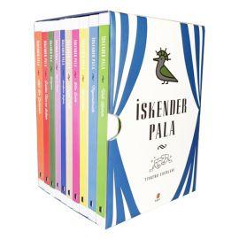 İskender Pala Tiyatro Eserleri - 10 Kitap Set (Ciltli)
