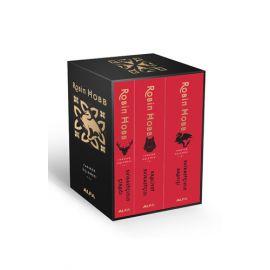 Farseer Üçlemesi - 3 Kitap Set (Ciltli)
