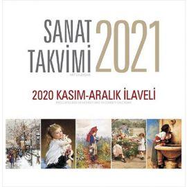 Angora Sanat Masa Takvimi 2021