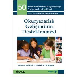 Anaokulundan Ortaokula Öğrenciler için Araştırmaya Dayalı 50 Strateji - Okuryazarlık Gelişiminin Desteklenmesi