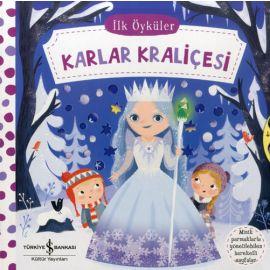 İlk Öyküler - Karlar Kraliçesi (Ciltli)