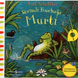 Sevimli Kurbağa Murti (Ciltli)