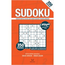 350 Sudoku - Turuncu