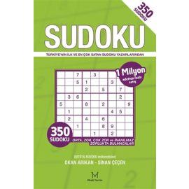 350 Sudoku - Yeşil Kapak