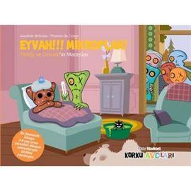 Eğlen Öğren Korku Avcıları - Eyvah!!! Mikroplar!