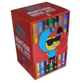 Kral Şakir Seti Kırmızı - 7 Kitap Takım