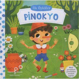 İlk Öyküler - Hareketli Pinokyo (Ciltli)