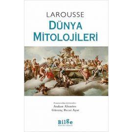Larousse - Dünya Mitolojileri (Ciltli)