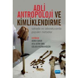 Adli Antropoloji ve Kimliklendirme