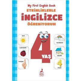 Etkinliklerle İngilizce Öğreniyorum - 4 Yaş