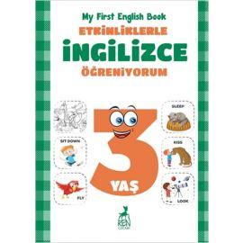 Etkinliklerle İngilizce Öğreniyorum - 3 Yaş