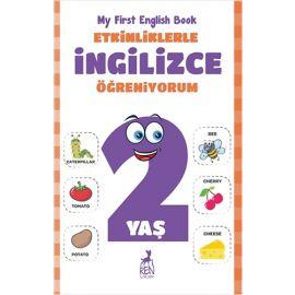 Etkinliklerle İngilizce Öğreniyorum - 2 Yaş